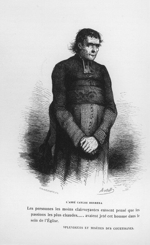 L'abbé Carlos de Herrera